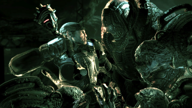 gears of war epic games microsoft windows xbox 360 shooter
