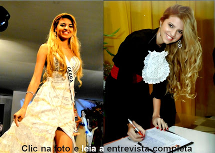 A modelo e advogada Lília Souza da show nas passarelas e fala do sonho de se tornar Delegada Federa