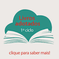 Livros adotados | ano letivo 14/15
