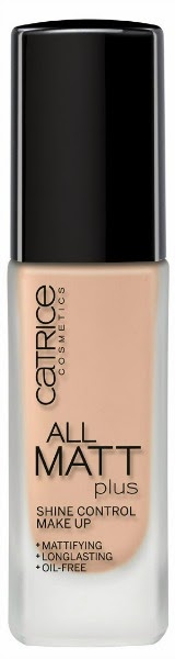 CATRICE All Matt Plus Shine Control Make-up