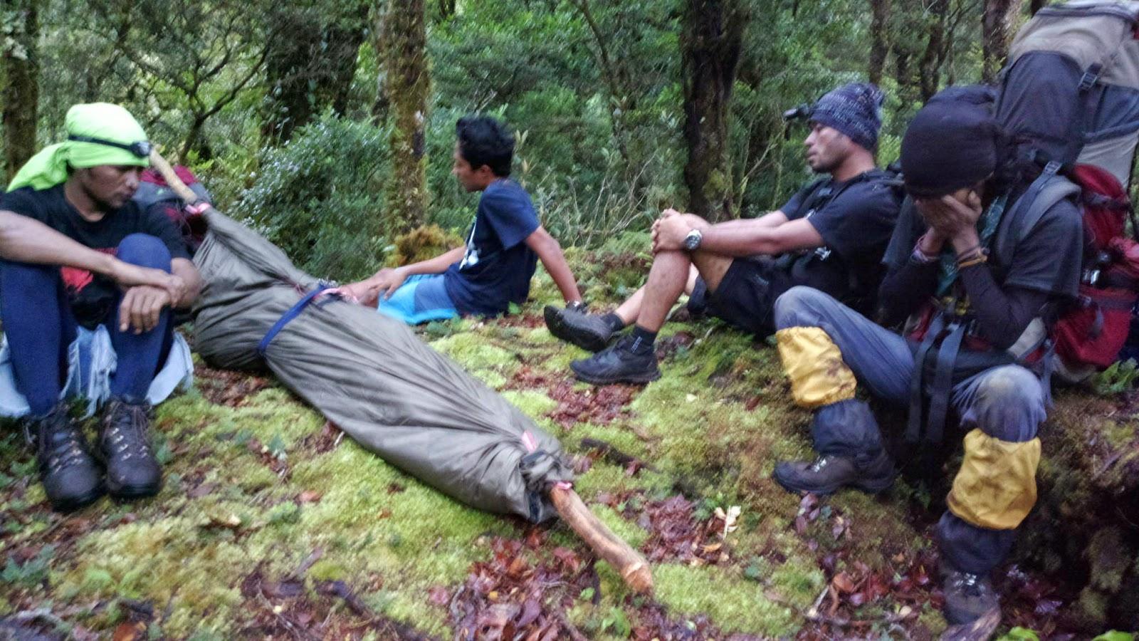 Dikala Pendaki Gunung Itu Pulang Kepangkuannya PLH Indonesia