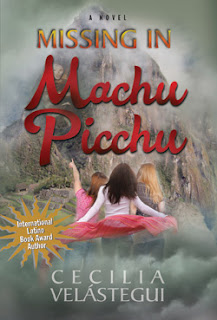 Book Review: Missing in Machu Picchu by Cecilia Velastegui