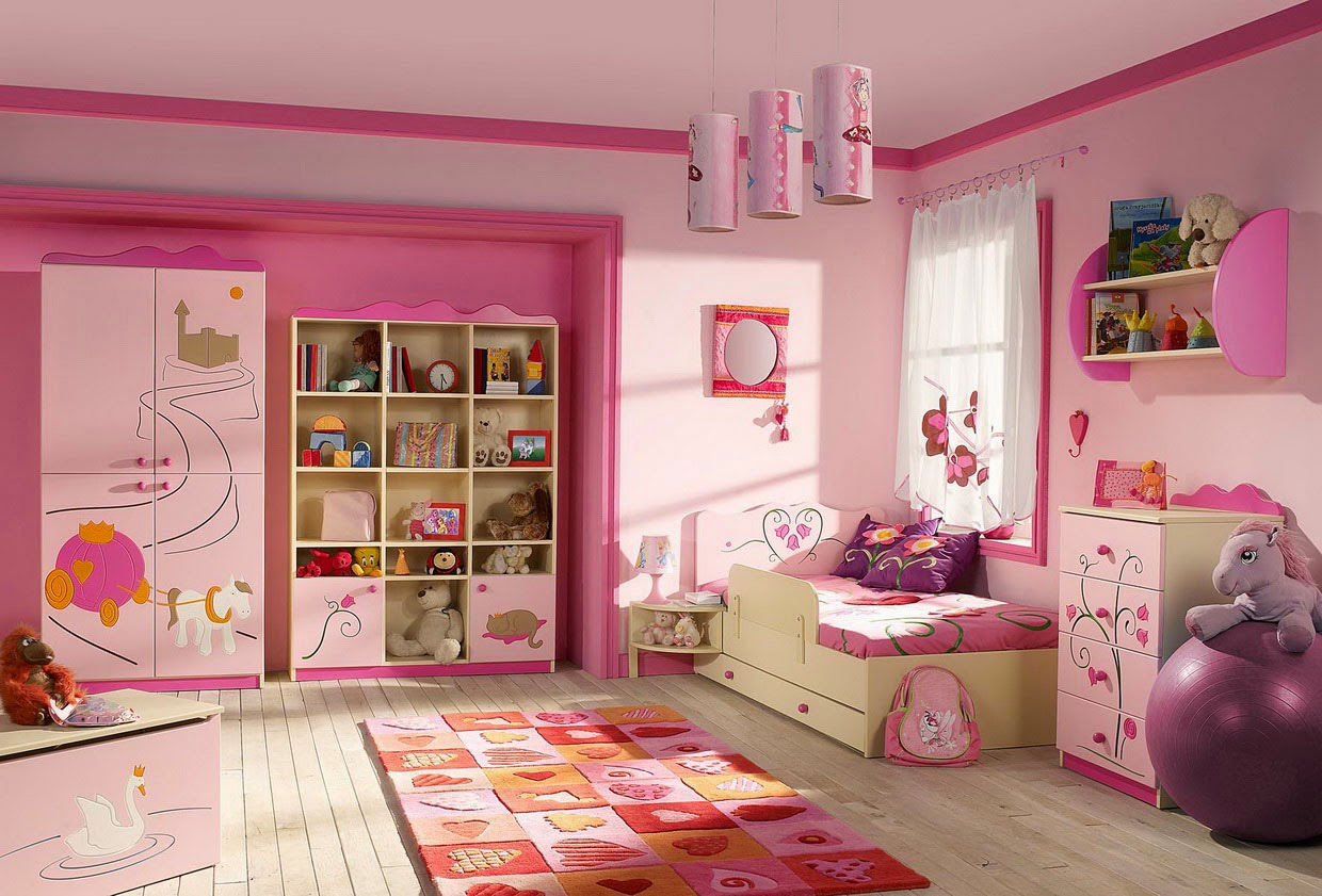 Cool Teen Girl Bedrooms Decorating Ideas