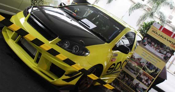Toyota Vios'03 : Si Kuning Pelahap Trophy