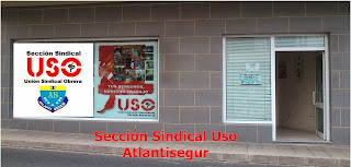 Sección Sindical Uso Atlantisegur
