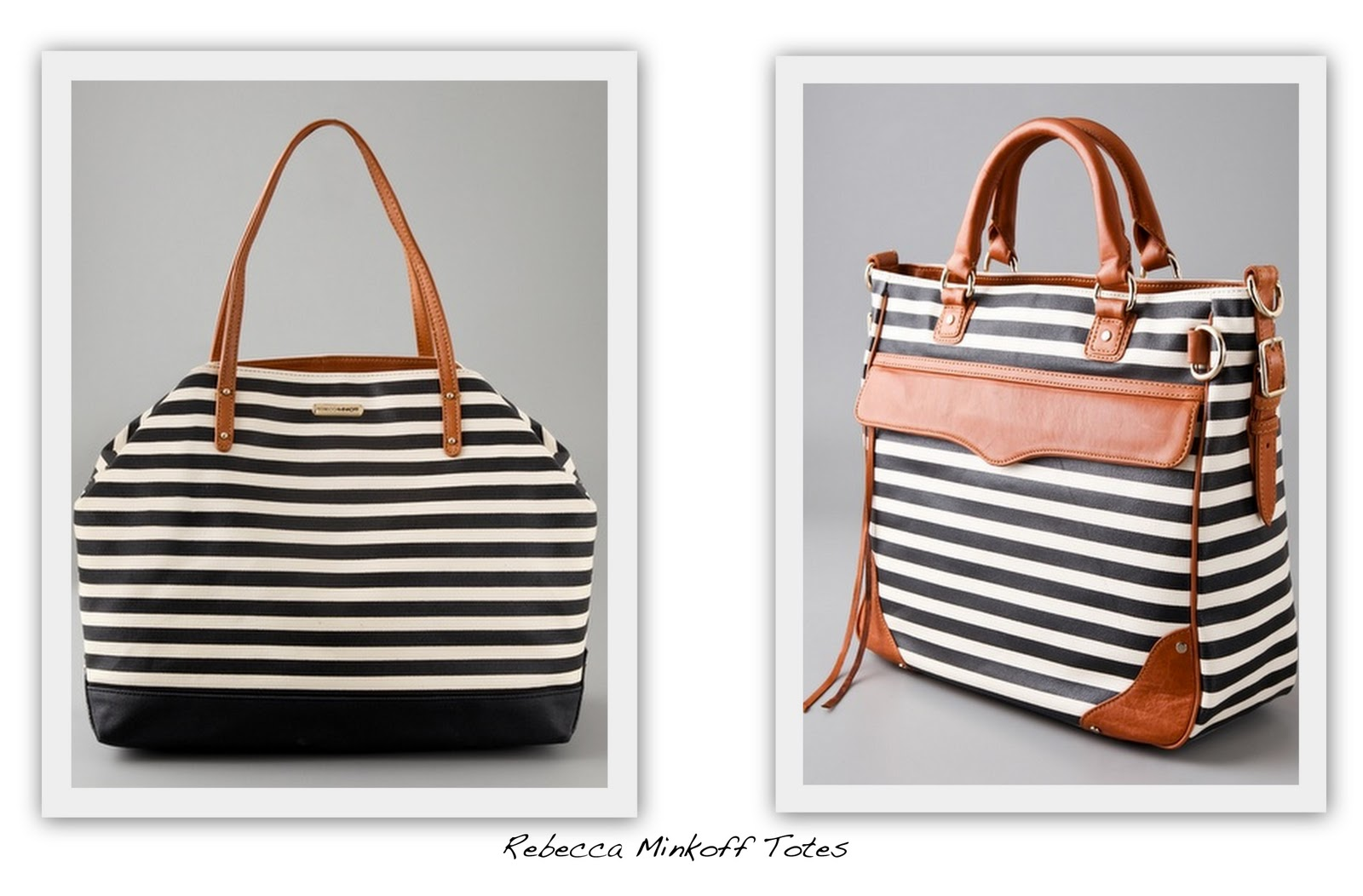 The Striped Bag