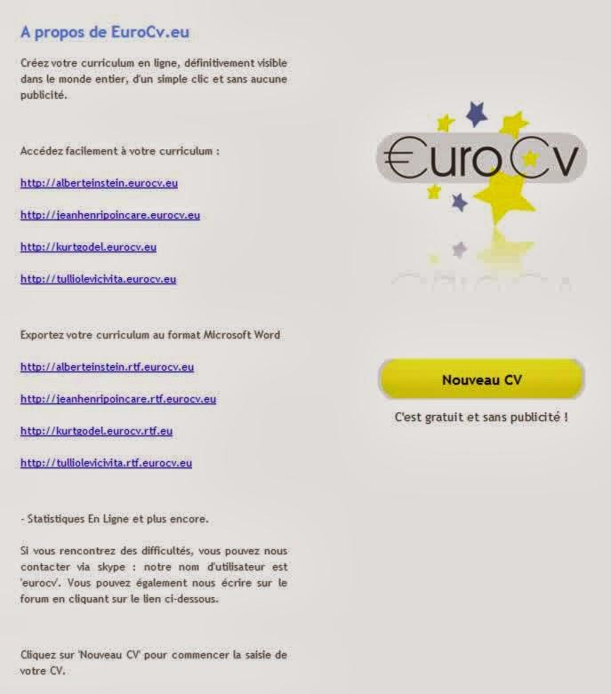 le coin des ressources gratuites et libres  6 sites pour cr u00e9er son cv num u00e9rique en ligne