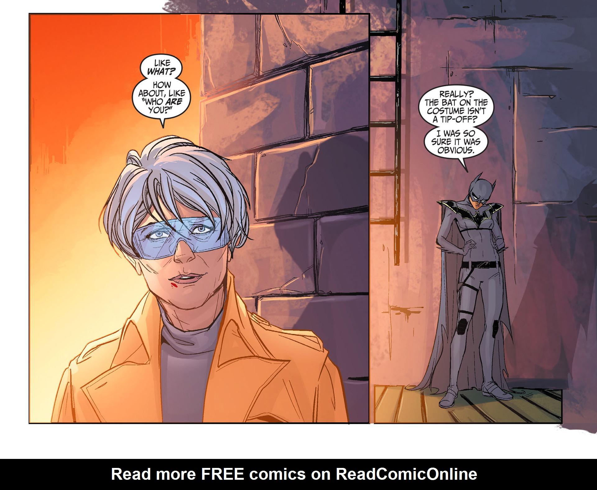Batman Beyond (2012) Issue #27 #27 - English 16