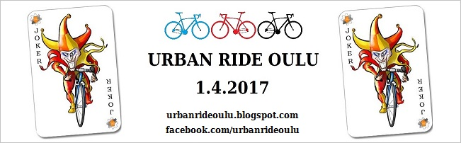 Urban Ride Oulu 1.4.2017