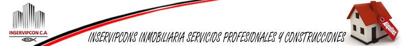INSERVIPCONS INMOBILIARIA SERVICIOS PROFESIONALES Y CONSTRUCCIONES