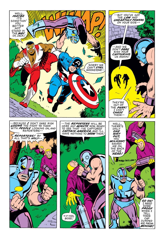 Captain America (1968) Issue #172 #86 - English 7