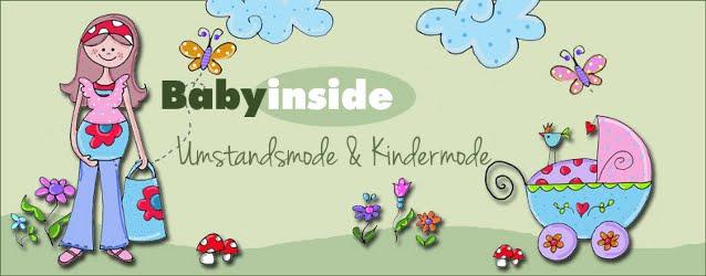 Babyinside Umstandsmode Stillmode Tragehilfen