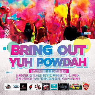 Bring Out Yuh Powdah - Vp Premier & Various Dj's