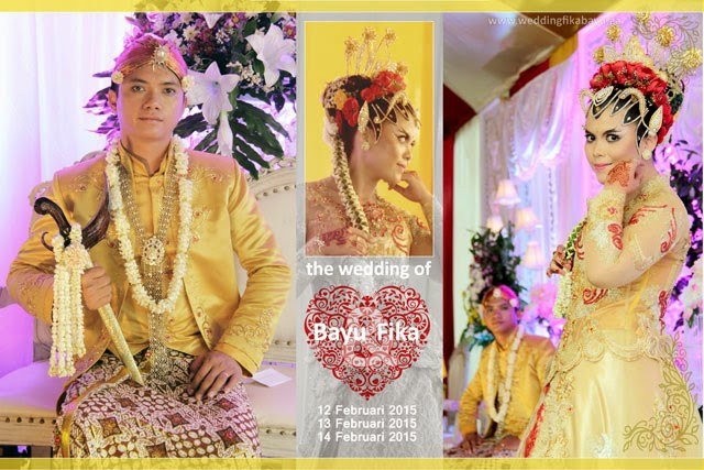 Video Klip Photo Colase : Wedding Bayu & Fika - Foto oleh : Klikmg | Tata Rias, Busana & Dekorasi oleh : Tunjung Biru Wedding Organizer