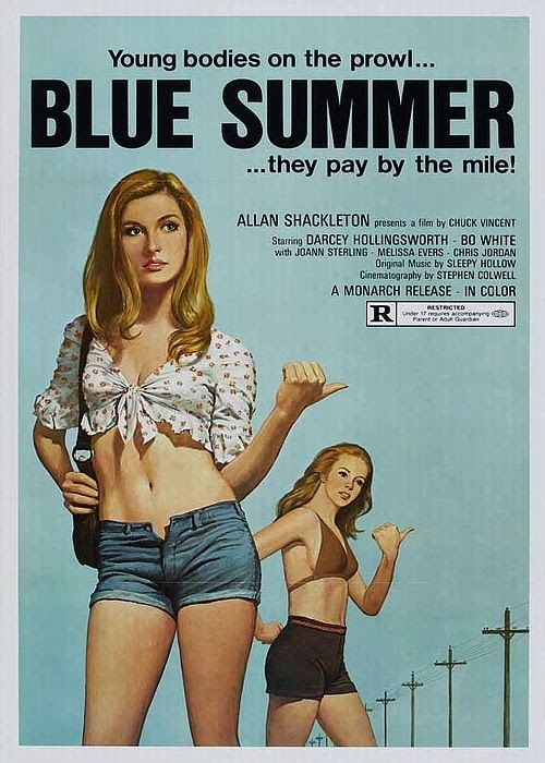 Blue Summer / Love Truck 1973