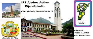 Pijao: IRT Ajedrez Activo Pijao 2015 (Dar clic a la imagen)