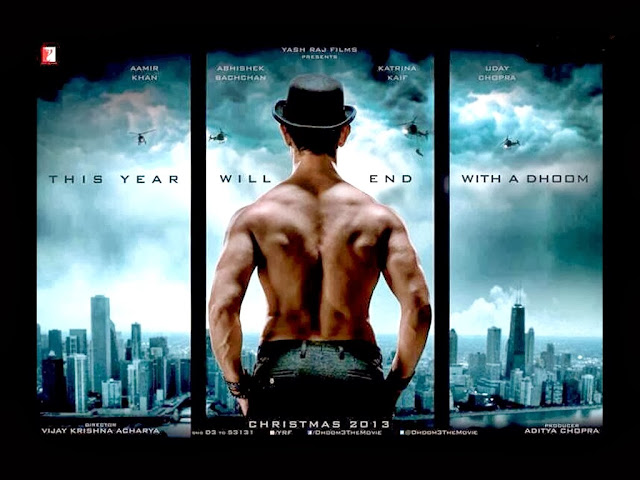 Dhoom 3 Wallpapers amir khan