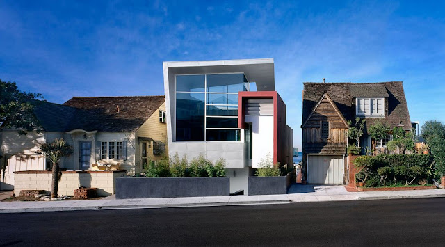 Best residential architecture in california usa - Residence calistoga strening architects californie ...