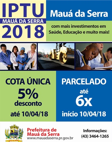 PREFEITURA DE MAUÁ DA SERRA