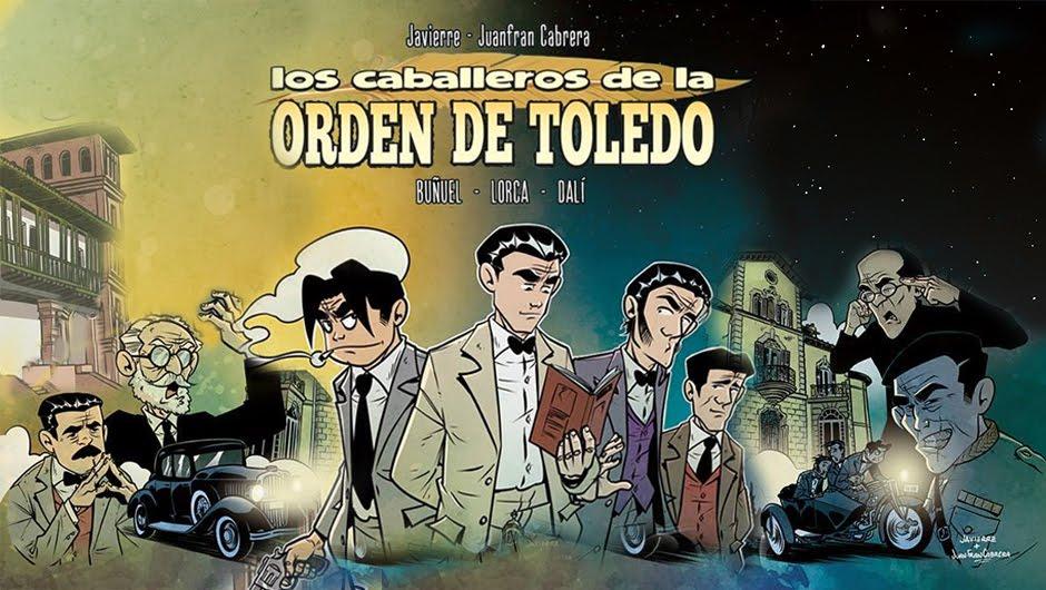 Los caballeros de la orden de Toledo