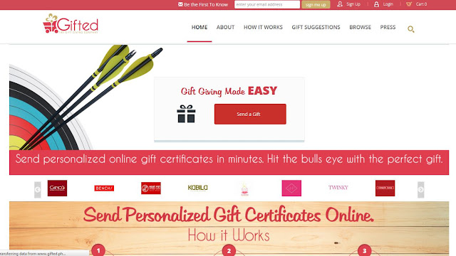 Gifted.ph online shopping review