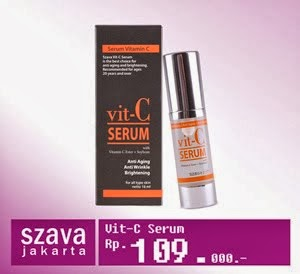 Szava Vit C Serum - Brightening and Anti Aging