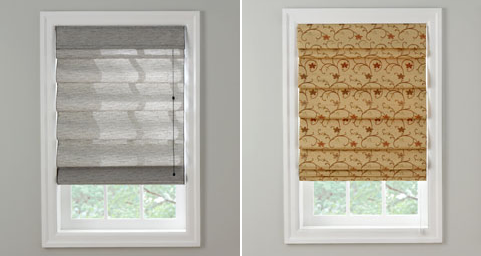 Roman Blinds: Types and Application Features
