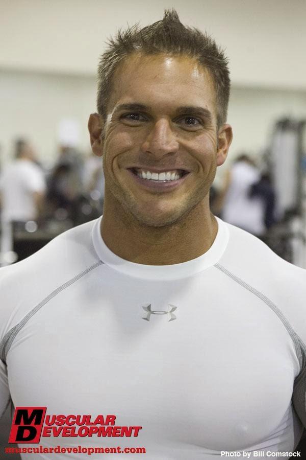 Daily Bodybuilding Motivation: Josh Bergeron
