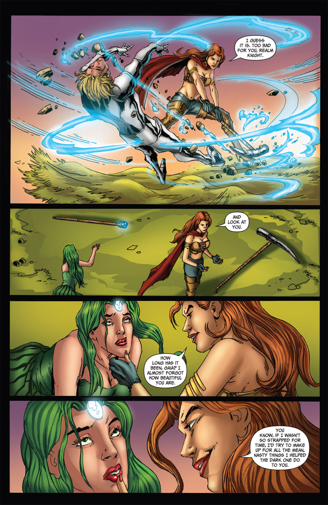 Grimm Fairy Tales (2005) Issue #62 #65 - English 18