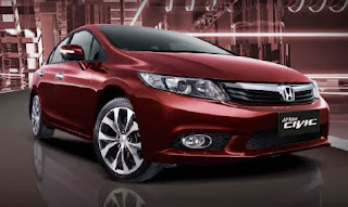Harga Honda New Civic