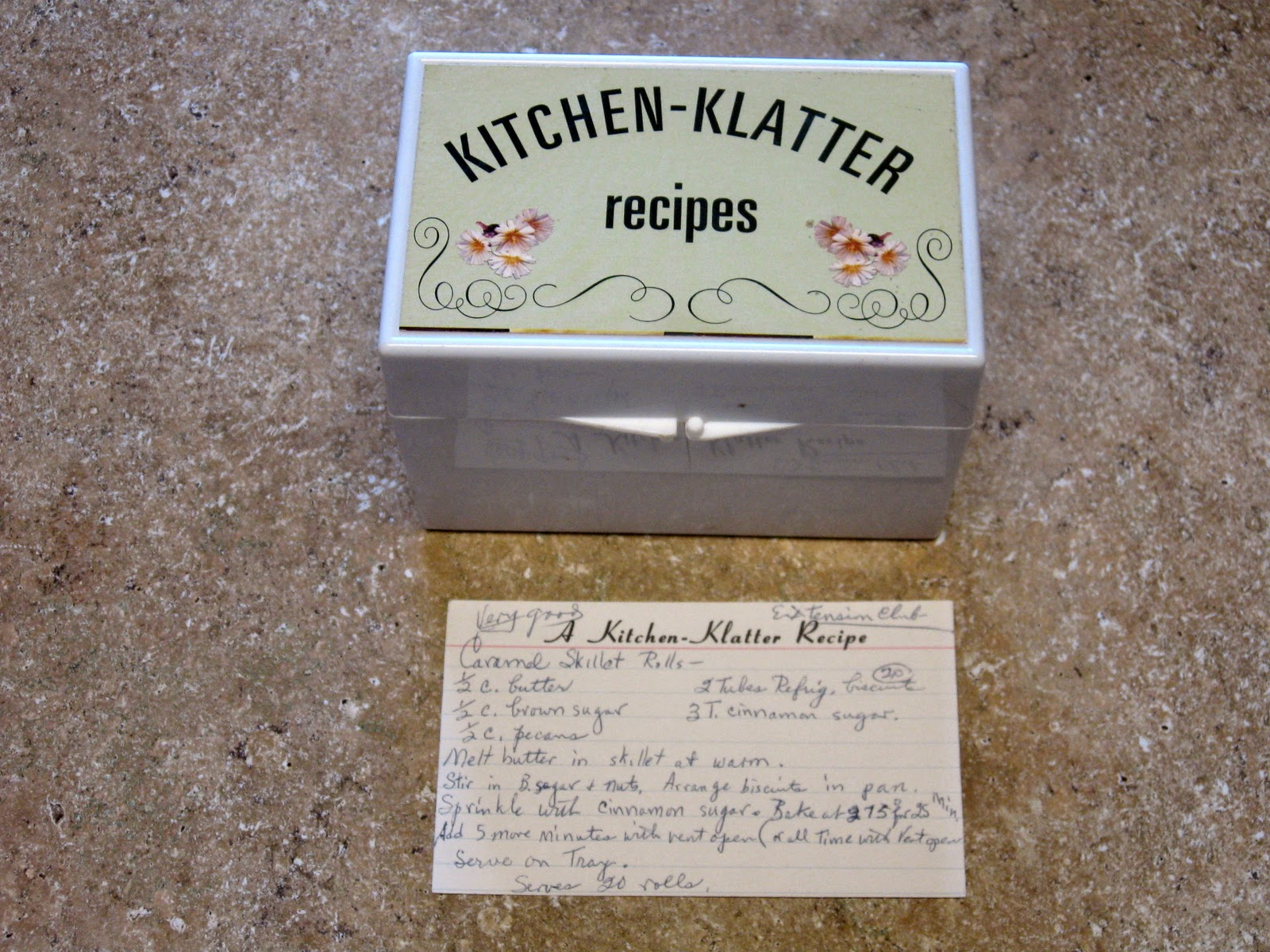 Counting My Blessings ~: The Return of Kitchen Klatter