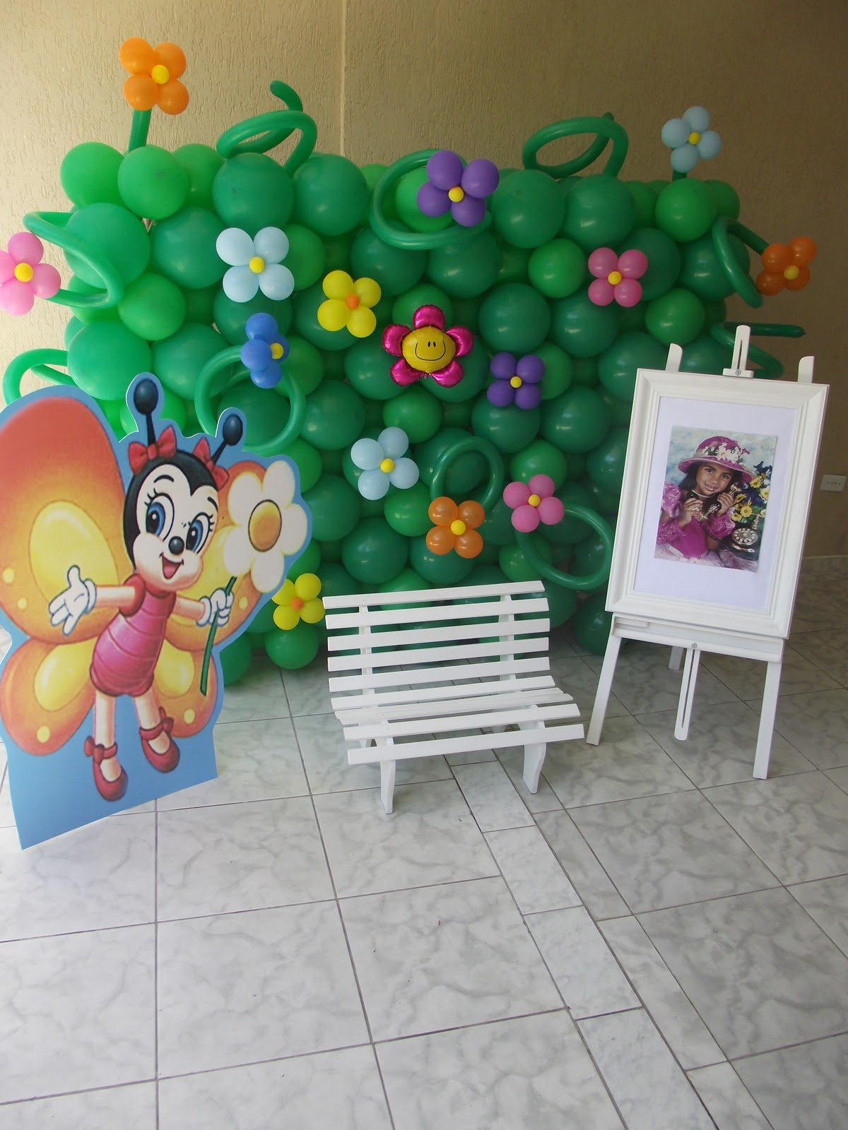 decoracao infantil jardim encantado provencal : decoracao infantil jardim encantado provencal:infantil Pink@Blue: Decoração Jardim encantado clean provençal