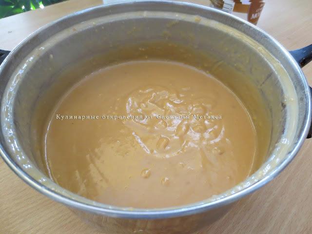 Карамель крем рецепт с пошагово
