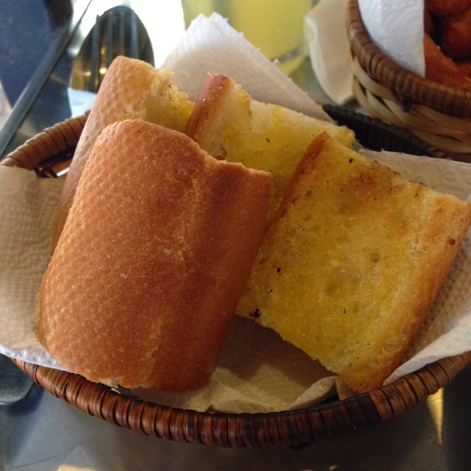 Garlic Bread The Gate Cafe