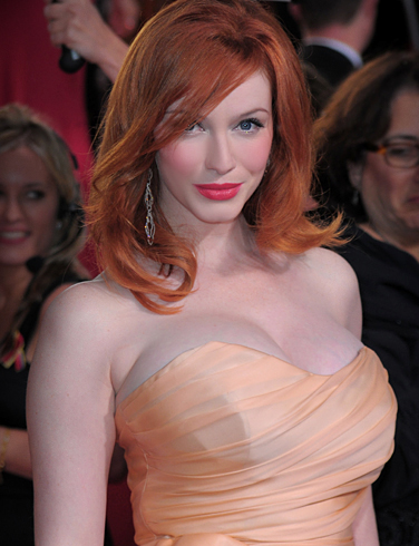 Christina Hendricks Free Stuff Contests Deals