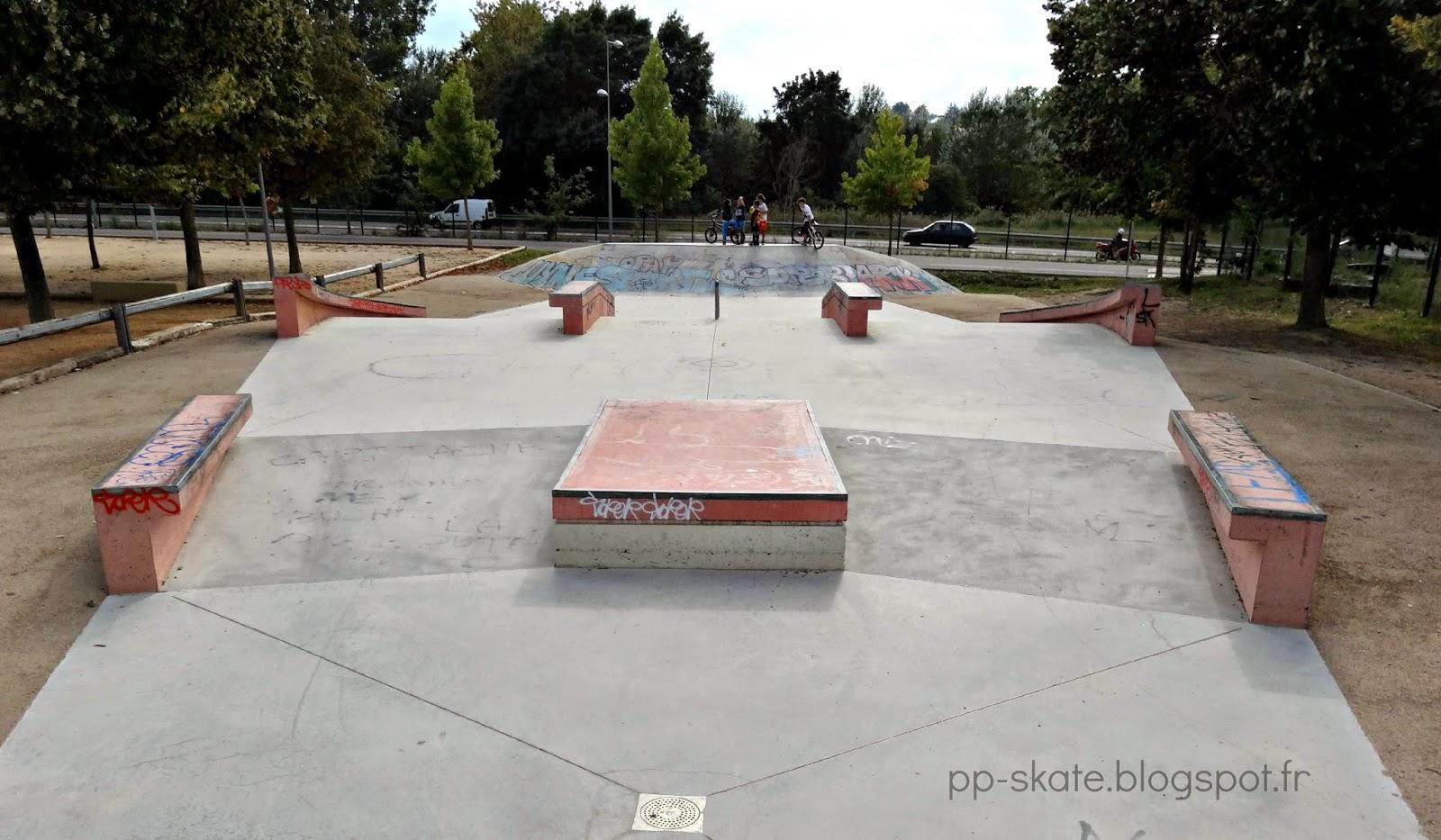 skatepark Luynes Aix