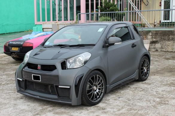 Licence To Speed For Malaysian Automotive Toyota Iq