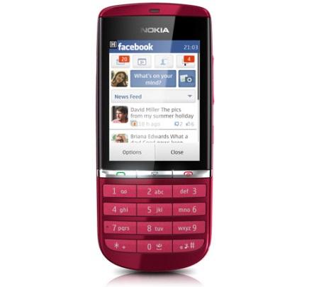 Nokia Asha 300 Price