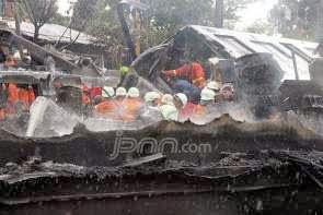 Balik Tragedi Bintaro: Ditunggui Makhluk Halus Bermuka Rata