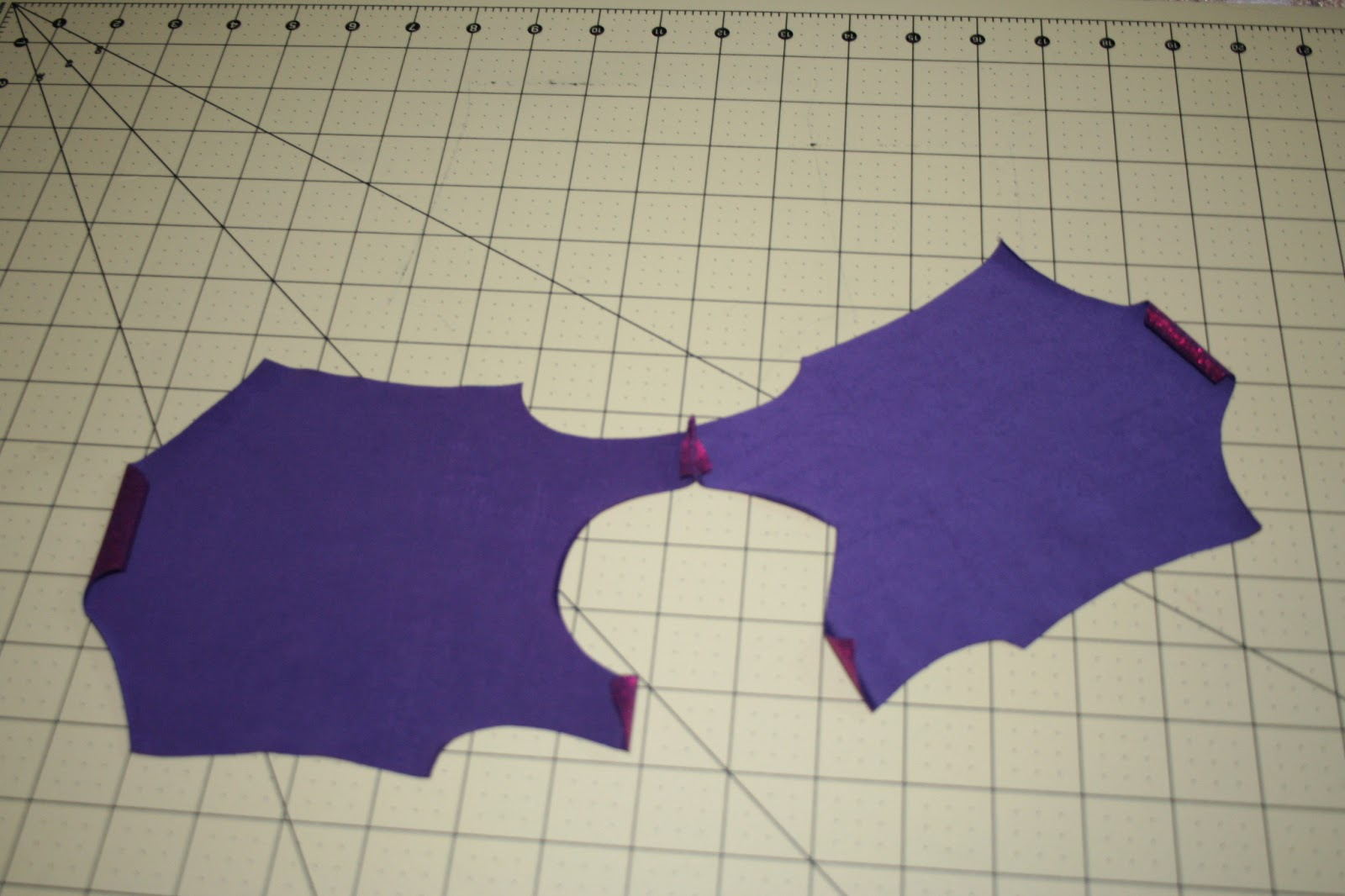 Arts and crafts for your american girl doll leotard swimsuit sew her right shoulder sides front and back together fabric right sides together jeuxipadfo Images