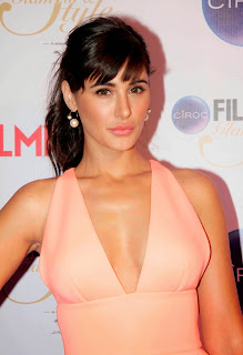 Nargis Fakhri Pictures in Party Dress at Ciroc Filmfare Glamour Style Awards