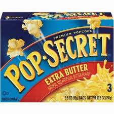 Save $1 on PopSecret #sp
