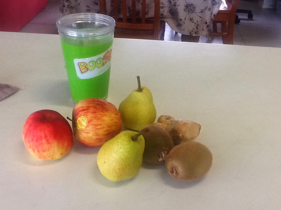 Eat Run Parent Kiwi Pear Apple Amp Ginger Smoothie