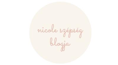 Nicole szépség blogja