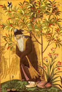 kisah sufi berpakaian bagus dan indah