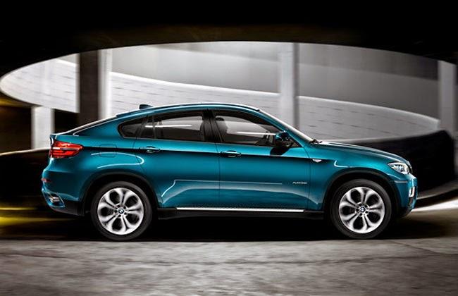 2015 New BMW X6 HD Image