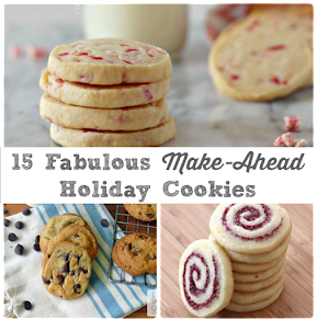 Get a head start on that holiday cookie baking...