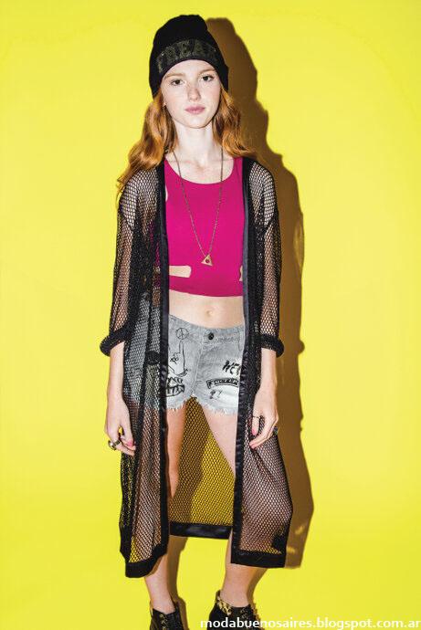 Ropa de moda invierno 2015 Muaa,