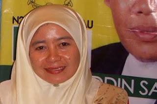 Setiausaha Politik Menteri Besar Selangor, Faekah Husin