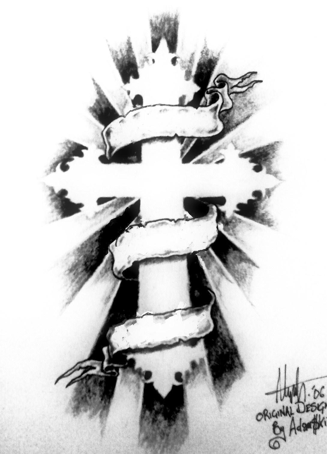 Jesus Tattoos ColetÂnea De Crucifixo Para Tatuagem